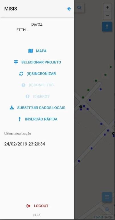 ozmob app para provedores de internet